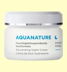 Aquanature Crema de Noche Hialurónica - Anne Marie Börlind - 50 ml
