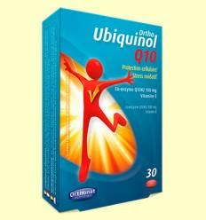 Ortho Ubiquinol Q10 - Coenzima Q10 - Orthonat - 30 perlas *