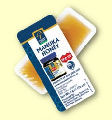 Miel de Manuka MGO100+ Manuka Honey - Manuka World - 12 monodosis