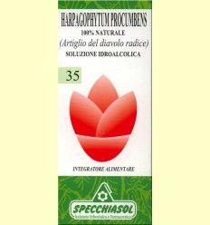 Harpagofito Solución Hidroalcohólica - Specchiasol - 50 ml ******