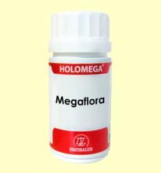 Holomega Megaflora - Equisalud - 60 cápsulas