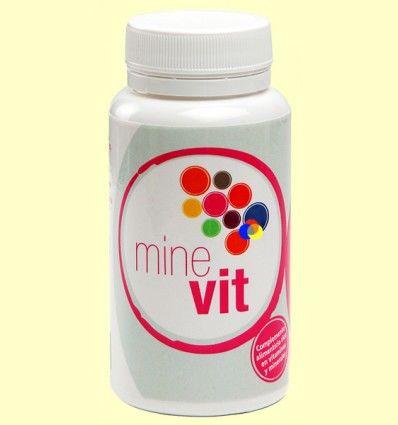 Minevit - Aporte vitamínico - Artesanía Agricola - 60 cápsulas