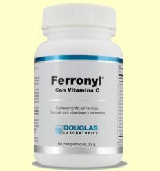 Ferronyl con Vitamina C - Laboratorios Douglas - 60 comprimidos