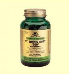 Extracto de Hipérico 300 mg estandarizado - Solgar - 150 cápsulas