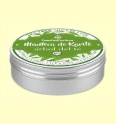 Manteca de Karité & Árbol del Té Bio - Esential Aroms - 100 gramos