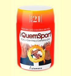 Plan QuemSport - Plan 21 - Plameca - 60 perlas