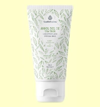 Mascarilla Exfoliante Árbol del Té - Esential Aroms - 50 ml