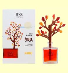 Ambientador Difusor Árbol Mango - Laboratorio SyS - 90 ml