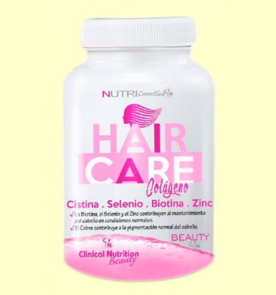 Hair Care Colágeno - Clinical Nutrition Beauty - 180 comprimidos