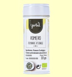 Romero Ecológico - Yerbal - 22 gramos