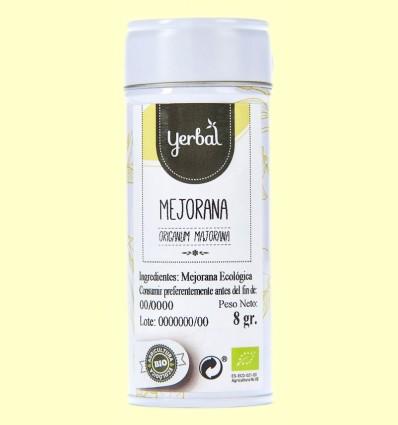 Mejorana Ecológica - Yerbal - 8 gramos