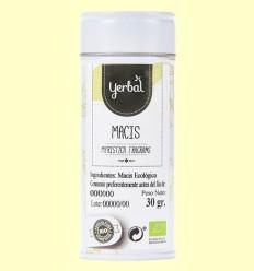 Macis Ecológico - Yerbal - 30 gramos
