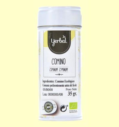 Comino en Grano Ecológico - Yerbal - 35 gramos