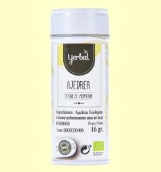 Ajedrea Ecológica - Yerbal - 16 gramos