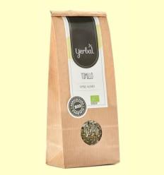 Infusión de Tomillo Ecológico - Yerbal - 50 gramos