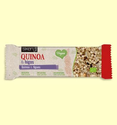 Barrita de Quinoa con Higos Bio - Siken Form - 1 barrita