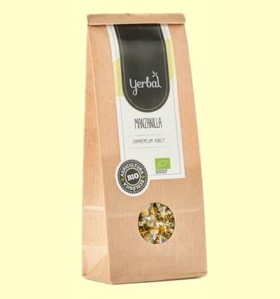 Infusión de Manzanilla Ecológica - Yerbal - 25 gramos