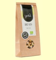 Infusión de Ginkgo Biloba Ecológico - Yerbal - 30 gramos