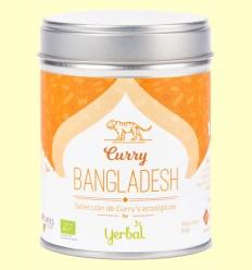 Curry Bangladesh Ecológico - Yerbal - 80 gramos