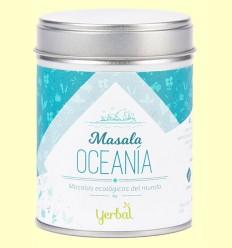 Masala Oceanía Ecológico - Yerbal - 60 gramos