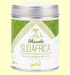 Masala Sudáfrica Ecológico - Yerbal - 70 gramos