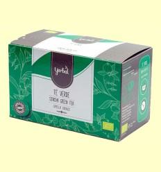 Té Verde Ecológico - Yerbal - 25 bolsitas