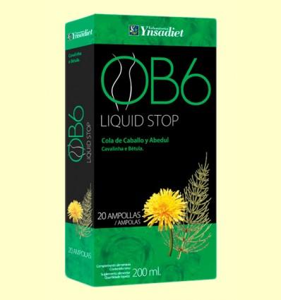 OB6 - Ynsadiet - 20 ampollas