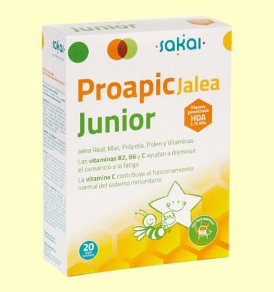 Proapic Jalea Junior - Sakai - 20 viales