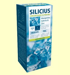 Silicius Concentrado Ultrafino Oral - Dietmed - 500 ml