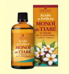 Aceite de Monoï de Tiaré - Natysal - 100 ml