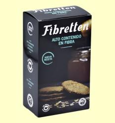 Fibretten Originales - Galletas Fibra - Venpharma - 240 gramos *