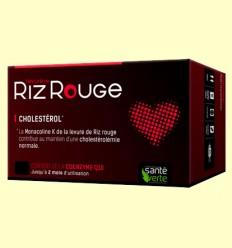 Arroz de Levadura Roja + CoQ10 - Santé Verte - 60 comprimidos