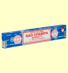 Nag Champa - Shrinivas Sugandhalaya - 15 gramos