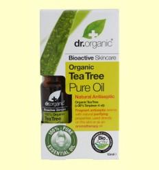 Aceite Puro de Árbol del Té - Dr.Organic - 10 ml