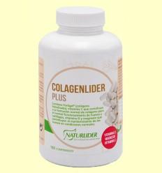 Colagenlíder Plus Comprimidos - Naturlider - 180 comprimidos