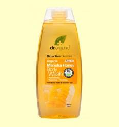 Gel de Baño de Miel de Manuka Bio - Dr.Organic - 250 ml