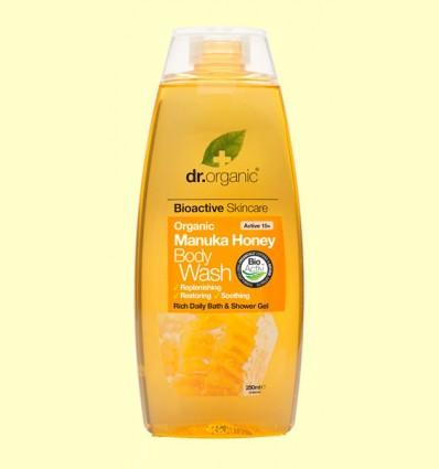 Gel de Baño de Miel de Manuka - Dr.Organic - 250 ml