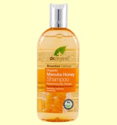 Champú de Miel de Manuka - Dr.Organic - 265 ml