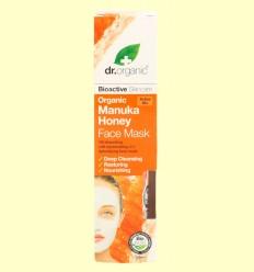 Mascarilla Facial de Miel de Manuka Bio - Dr.Organic - 125 ml