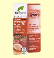 Suero Contorno de Ojos de Aceite de Argán Marroquí Bio - Dr.Organic - 30 ml