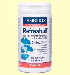 Refreshall® - Plantas - Hierbas - Lamberts - 120 tabletas