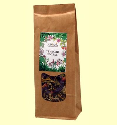 Té Negro Floral - Klepsanic - 80 gramos