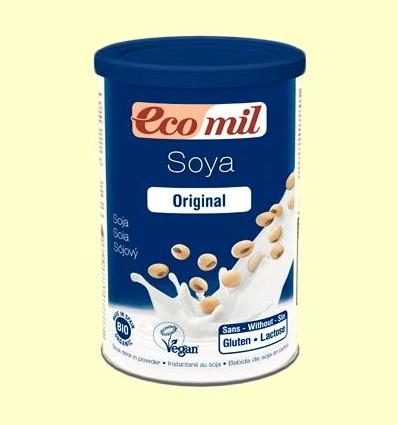 Bebida de Soja Original Instant Bio - EcoMil - 400 gramos