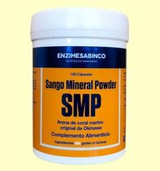 Sango Mineral Powder - Enzime Sabinco - 120 cápsulas