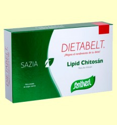 Dietabelt Chitosán - Santiveri - 60 cápsulas
