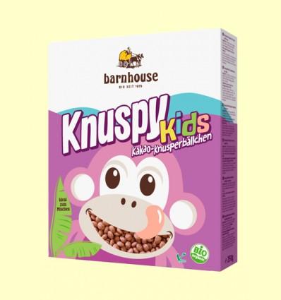 Choco Crisipies Bio - Barnhouse - 250 gramos