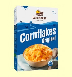 Cornflakes Bio - Barnhouse - 375 gramos