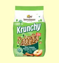 Krunchy con Manzana y Canela Bio - Barnhouse - 600 gramos