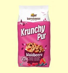 Krunchy de Frutos del Bosque con Sirope de Arroz Bio - Barnhouse - 750 gramos