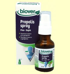Própolis Spray Bucal Bio - Biover - 23 ml